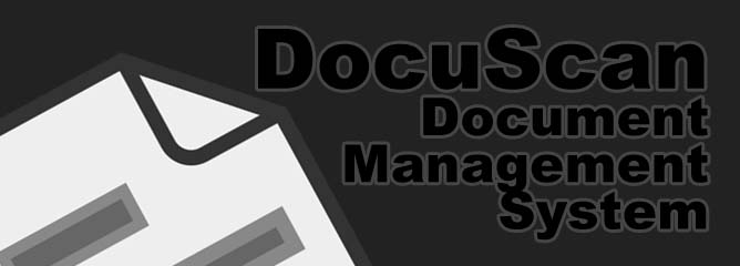 DocuScan Document Management System