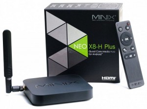 MINIX Neo X8-H Plus - Best Android Apps