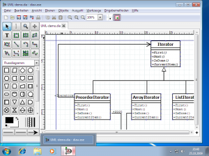 Microsoft Visio Free Alternative- DIA