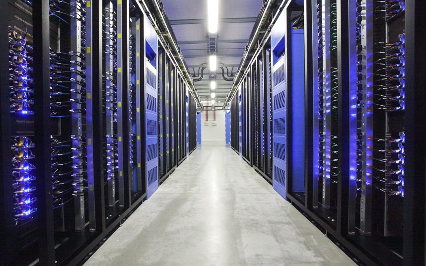managed hosting services datacentre