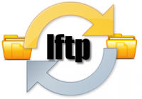 How to test if lftp has worked in bash script